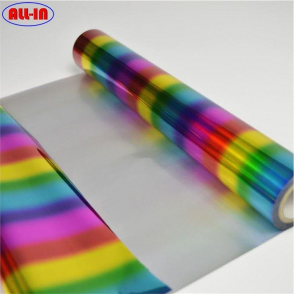 China Paper Foil Stamping For Card