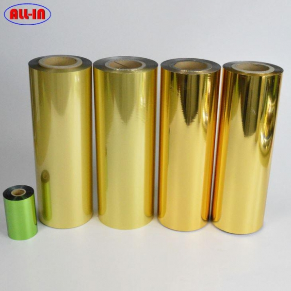 China Cold Flexo Foil For Paper