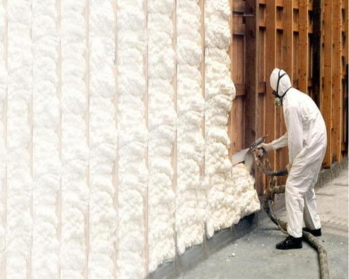 China Polyurethane PU spray rigid foam, Isocyanate(MDI), Polyol