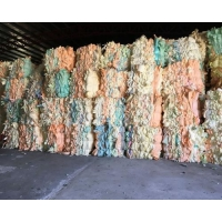Buy cheap Colored polyurethane foam scrap from wholesalers