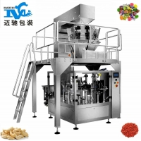 Quality Turntable Bag-feeding Packaging Machine for sale