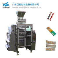 Buy cheap Vertical Multi-lane 4-Side Sealing Stick Pack Powder Packing Machine from wholesalers