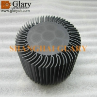 Quality GLR-HS-121 95mm round aluminum led heatsink for sale