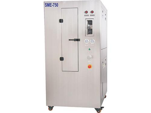 Buy SMT Pneumatic PCB Stencil Cleaning Machine SME-750 at wholesale prices