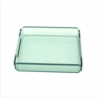 Quality Green Acrylic Tray for sale