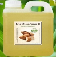 Quality 100% Pure Sweet Almond Massage Oil for sale