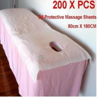 Quality Oil Protective Non Woven Sheet with Breathing Hole for sale