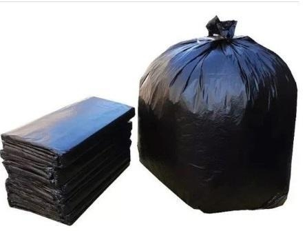 China 240L Black Ultra Heavy Duty Garbage Bags