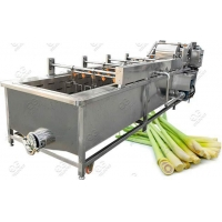 Quality Commercial Use LemonGrass Washing Machine for sale