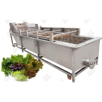 Buy cheap Automatic Leafy Vegetable Washing Machine from wholesalers