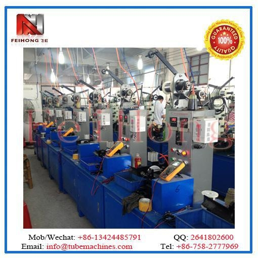 China Tubular Heater Resistance Coil Machine