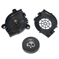 Buy cheap Sensor Housing Vehicle cooling fan and shell from wholesalers