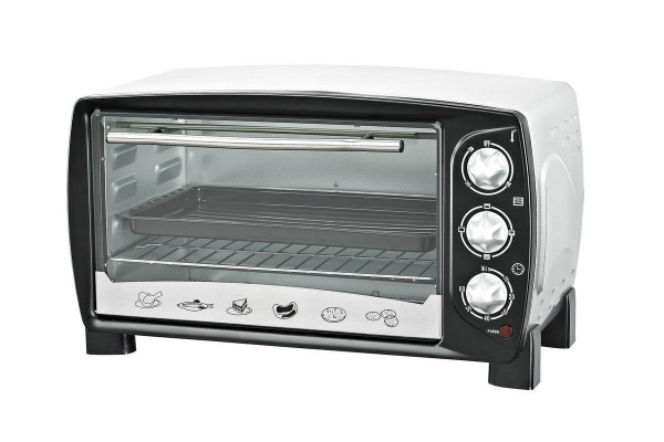 China ElECTRIC OVEN Item No.: BT-120 silver body