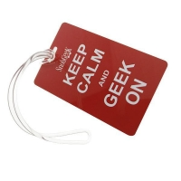 Buy cheap Customized Hard Plastic Pvc Travel Luggage Tag from wholesalers