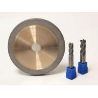 Quality Diamond Flute Grinding Wheel for Carbide Tools for sale