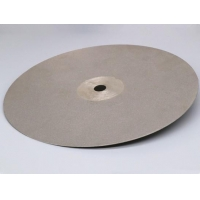 Quality #60 - #3000 Diamond Coated Flat Lap Disc Lapidary for sale