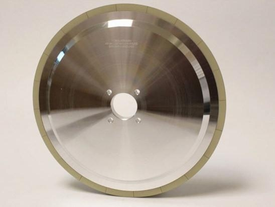 China cylindrical diamond wheel for PCD reamer grinding