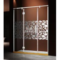 Quality 304 stainless steel shower room L281-3Screen for sale