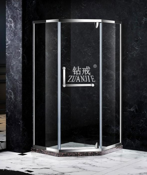 China 304 stainless steel shower room L281-4Diamond type