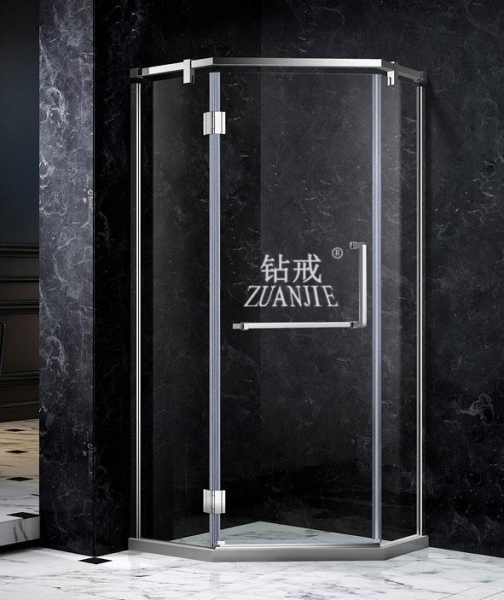 China 304 stainless steel shower room L281-3square