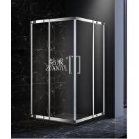 Buy cheap 304 stainless steel shower room E242-2Sector from wholesalers