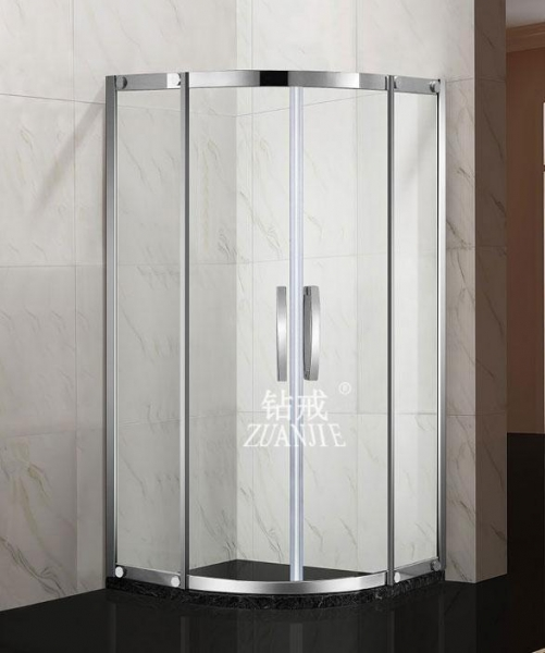 China 304 stainless steel shower room E242-2square