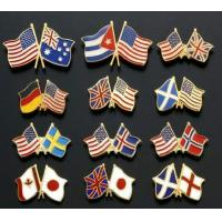 Buy cheap Flags Pins/Friendship Pins from wholesalers