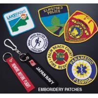 Buy cheap Embroidery Patches from wholesalers