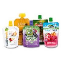 Buy cheap Liquid Packaging Shaped Pouches PET/VMPET/PE from wholesalers
