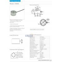 Buy cheap column load cell F9606 0.1kn to 20kn from wholesalers