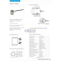 Buy cheap column load cell F9604 20n to 2000n from wholesalers