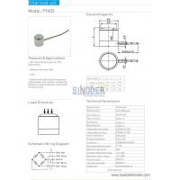 Buy cheap column load cell F9603 10kn to 150kn from wholesalers