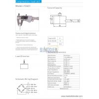 Buy cheap diameter 8mm mini compression load cell F2601 from wholesalers