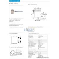 Buy cheap column load cell F9609 20n to 500n from wholesalers