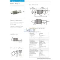 Buy cheap weighing load cell W1610 10kg to 500kg from wholesalers