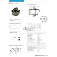 Buy cheap force measure load cell F2623 0.5t to 50t from wholesalers