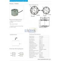 Buy cheap Multi Axis load cell F6605 25kn to 50kn from wholesalers