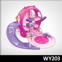 China MOTOR TOWN CAR PARKING (GIRL) | WY203 on sale