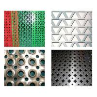 Quality SS-punching mesh for sale