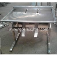 Quality Chicken slaughter equipment gizzard peeling machine for sale