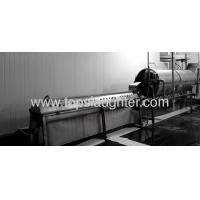 Quality Poultry slaughtering equipment feet processing machine for sale