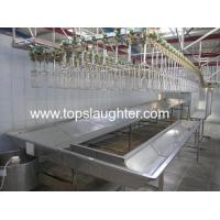 Quality Food Processing Industry Chicken Abattoir Equipment for sale
