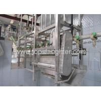 Quality Poultry slaughter machine feet unloader (Halal) for sale