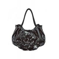 Quality Designer Inspired Handbags PTF4695 pattenleather flower bags for sale