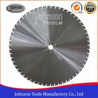 Quality 40 Laser Welded Diamond Saw Blades for Wall Saw Concrete Wall Saw Blades for sale