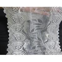 Quality White elastic lace for young girls LCJ61014 for sale