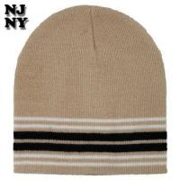 Quality Packaging customization warm winter knitted mens beanie hat for sale