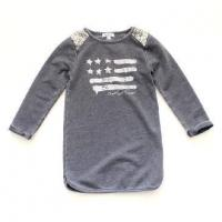 China Childrens'wear long sleeve shirt for girl on sale