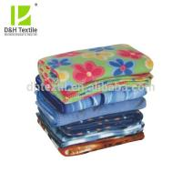 Quality High Quality 100% Polyester indian throw blankets for sale