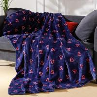 Buy cheap Beautiful Big Size Print Flannel Fleece Blankets from wholesalers
